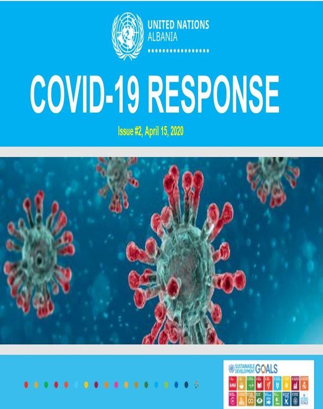 UN Albania Covid-19 Response - Issue# 2