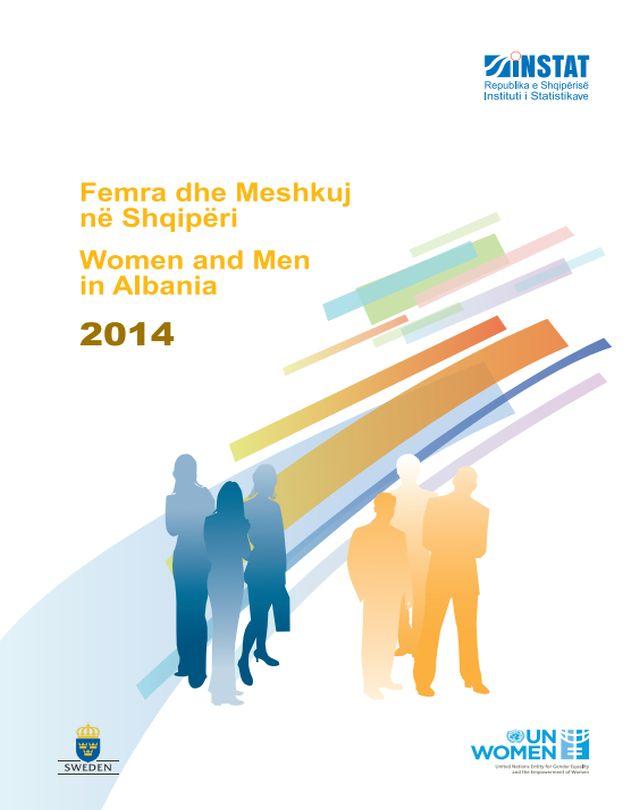 Women and Men in Albania 2014