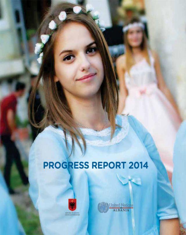 UN Annual Progress Report 2014