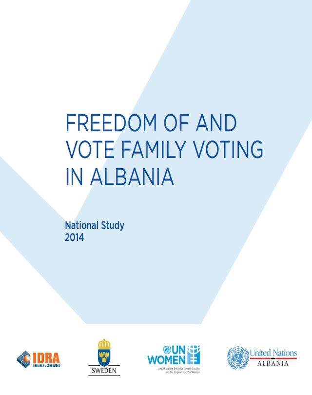 Freedom of Vote and Family Voting in Albania