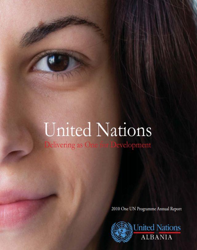 One UN Annual Report 2010