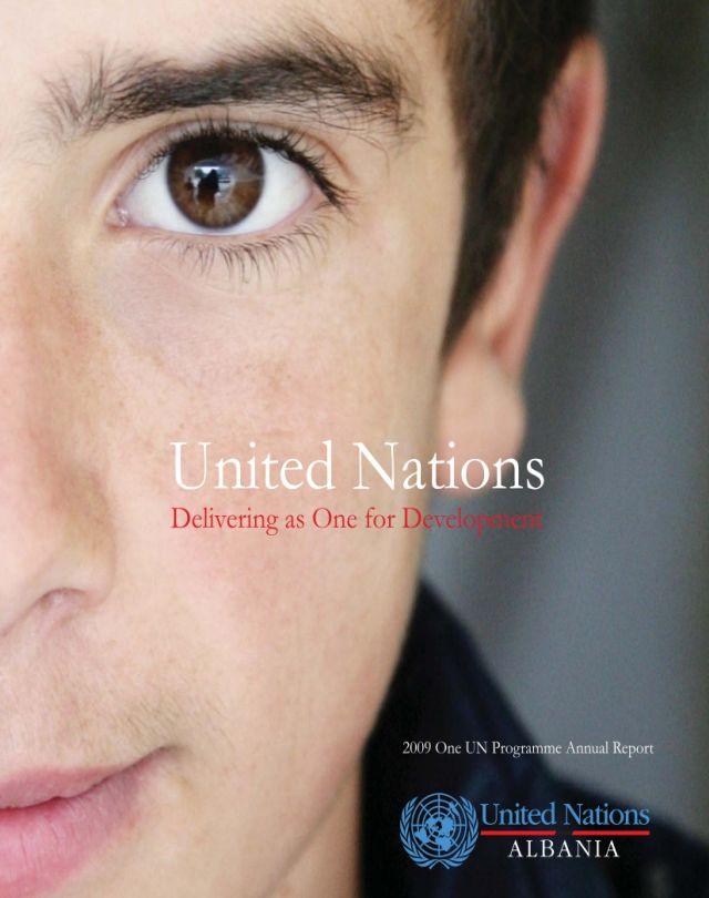 One UN Annual Report 2009