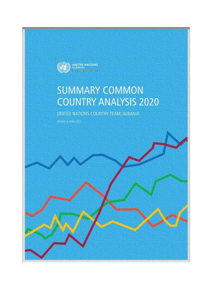 Summary of Albania's Common Country Analysis 2020