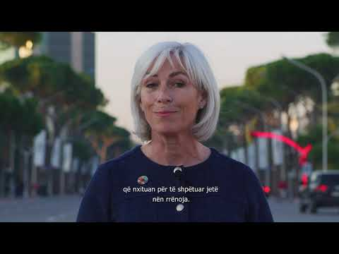 Message on the UN Day 2020 by UN Resident Coordinator in Albania, Fiona McCluney
