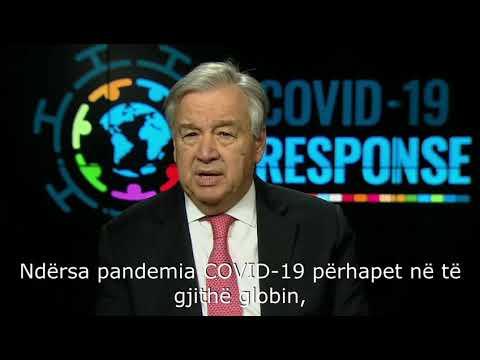OKB bën thirrje për mbrojtje më të madhe për fëmijët në situatën e krijuar nga kriza e COVID-19