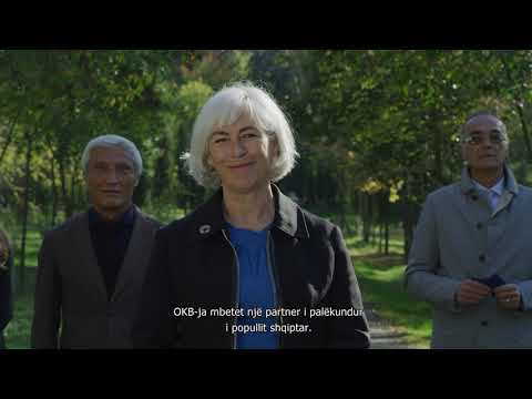 UN Albania message one year after the Albania's Nov 2019 earthquake